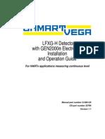 Fibreflex Operating Manual