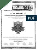 Necromunda First Edition Rules