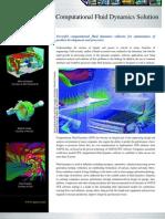 Computational Fluid Dynamics Solution