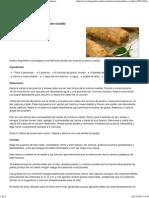 Puerros con jamón cocido - Karlos Arguiñano