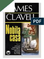 James Clavell - Nobial Casa Vol.1
