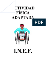 Act. Fisica Adaptada 4º