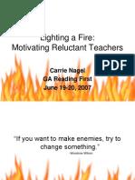 Carrie Nagaelreluctant Teachers