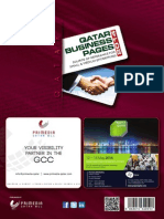 Qatar Business Pages - Sample Copy