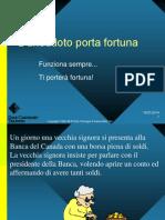 Ridere Porta Fortuna