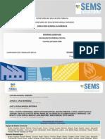 Programa Mate III - SEMS
