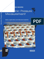 Handbook Electronic Pressure