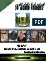 Seminar on Mobile Robotics