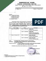 SURAT UNDANGAN PENGAMBILAN BUKU TABUNGAN TUPROF SEMESTER II 2013.pdf
