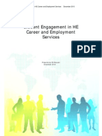 HE Careers Student Engagement