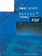 Nec Schott Sefuse