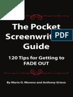 The Pocket Screenwriting Guide eBook