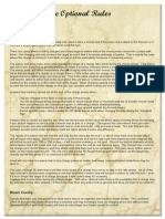 Rank and File Optional Rules Supplement 1