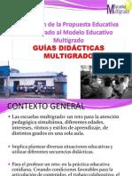 Presentacion guias didacticas multigrado.ppt