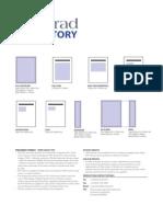 Strad Directory Specs