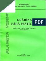 Gradina Fara Pesticide - Paul Dobre