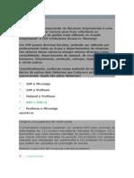 4ª ACQF - Atividades do AVA SISTEMAS DE INFORMAÇÕES GERENCIAIS