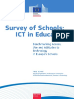 Survey of Schools i Ct in Education
