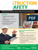 Poster Constructionsafety