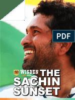 WisdenIndia Extra Sachin