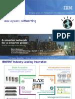 2011-11 - Ibm Networking-customer Presentation2011