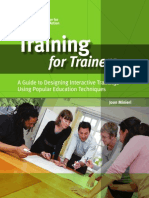 TrainingForTrainers_AGuide2DesigningInterativeTrainingsUsingPopularEduTech