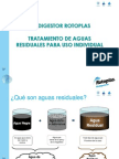 Rotoplast Biodigestor Presentation