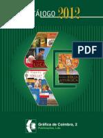 Grafica de Coimbra Catalogo 2012