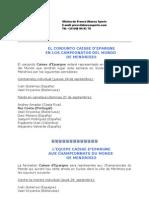 Comunicado de Prensa Team Caisse d'Epargne (22!09!09)