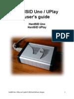HardSID Uno UPlay Manual