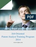 Patent Analyst Program
