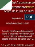 2. La Profecia de Daniel 9.24-27