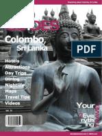 Travel Guide - Sri Lanka