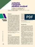 Alimentacion Del Paciente Con Paralisis Cerebral