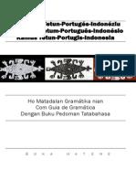 Kamus Portugues Tetun Indonesia