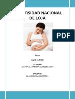 Caso Clinico Mayra