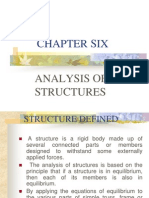 Chapter6 (Analysis of Structures)
