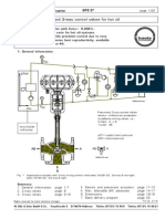Baelz-Electrodyn - 2 and 3 Way Control Valves for Hot Oil - BPE57