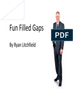 eBook - Ryan Litchfield - Fun Filled Gaps