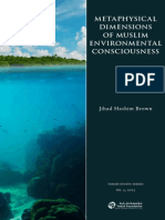 Jihad Brown Metaphysical Dimensions Tabah Essay En