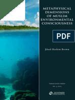 Jihad Brown Metaphysical Dimensions Tabah Essay En