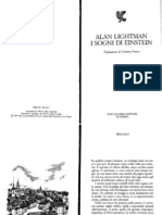 I Sogni Di Einstein PDF