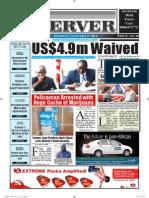 Liberian Daily Observer 01/06/2014