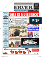 Liberian Daily Observer 01/07/2014