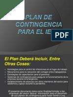 33766508 Plan de Contingencia Para Una Empresa
