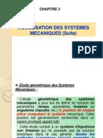 Ch2-Modelisation Des Systemes Mecaniques (Suite)