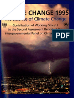 Working Group I- The Science of Climate Change