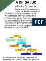 Clase 19 Demanda en Salud Peru