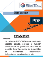A Diapositiva de Estadistica