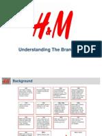 Understanding Brand H&M